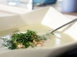 Крем супа със сьомга