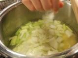 Крем супа със сьомга 3