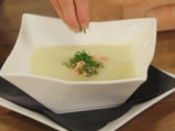 Крем супа със сьомга 6