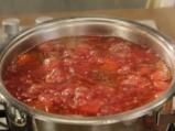 Крем супа от червено цвекло 3
