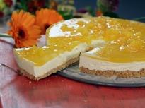 Чийзкейк с мандарини и портокали