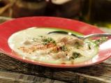 Турска супа с кисело мляко