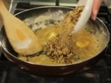 Пилешко с орехи по албански 3