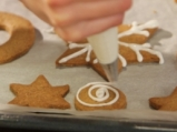 Джинджифилови сладки, като кулинарен подарък 7
