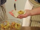 Колядки с бекон и картофи 7