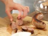 Коледна пуйка със сос от червени боровинки 4