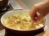 Свинска плешка с картофи гратен 7