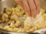 Патешко магре със сос от ябълки  2