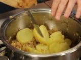 Телешко с картофи на тиган 5