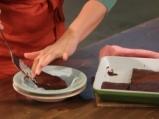 Сочен шоколадов кейк без брашно 4