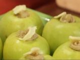Печени ябълки с ванилов сос 4