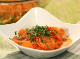 Морковена салата с кимион