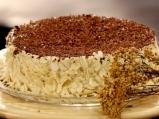 Бишкотена торта с еспресо крем