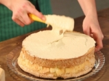 Бишкотена торта с еспресо крем 10