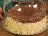 Бишкотена торта с еспресо крем 11
