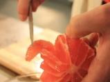 Цитрусово маскарпоне с домашна бисквитка 5