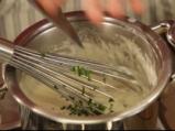 Риба на сол с естрагонов сос и ремулада 4