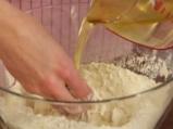 Фокача с маслини и розмарин 2