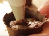 Шоколадови чашки с ганаш 5