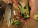 Свежа салата със спанак и авокадо 2