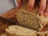 Хляб с ленено семе 6