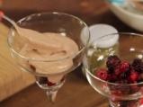 Какаов крем с горски плодове 2