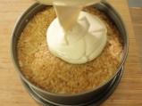 Ябълкова торта с овесени ядки 7