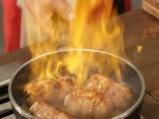 Пилешко с бекон и сос от сирена 5