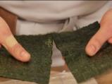 Плато от 5 вида суши 16