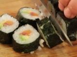 Плато от 5 вида суши 22