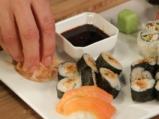 Плато от 5 вида суши 30