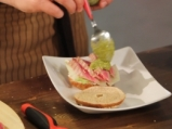Сандвич с риба тон и крем сирене 3