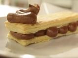 Милфьой с шоколад и лавандула 8