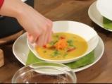 Постна морковена супа 5