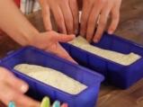 Средиземноморски хляб с билки и сирене 3
