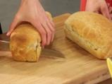 Средиземноморски хляб с билки и сирене 4
