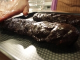 Шоколадови кантучини 5