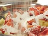 Плодов крем с хрупкав карамел 4