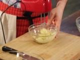 Зелени палачинки с лимоново масло