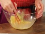 Орехово брауни със сушени боровинки 2