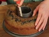 Постен кейк със сладко 5