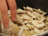 Свинско бонфиле с гъбен сос и ориз 6