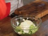 Шишчета от кайма с франкфуртски зелен сос 4