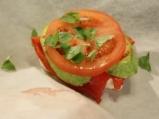 Запечено сирене със зеленчуци 2