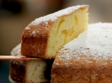 Домашен кейк с кисело мляко
