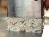 Салата от киселец с пушена пъстърва 4