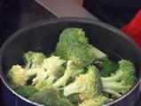 Флен с броколи
