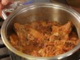 Попска яхния със заешко 5