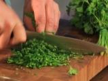 Чорба от 4 зелени китки