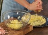 Картофени тиганици с бекон